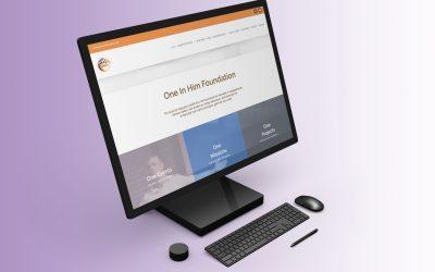 Restylen website – One In Him Foundation